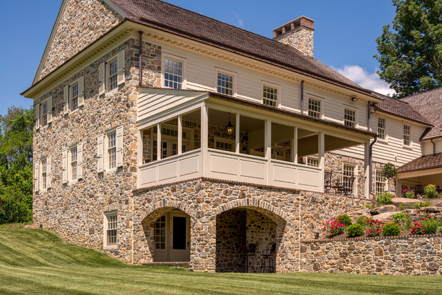 New Residence | Chadds Ford, PA campagne-facade