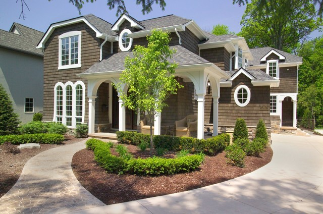 New Residential traditional-exterior