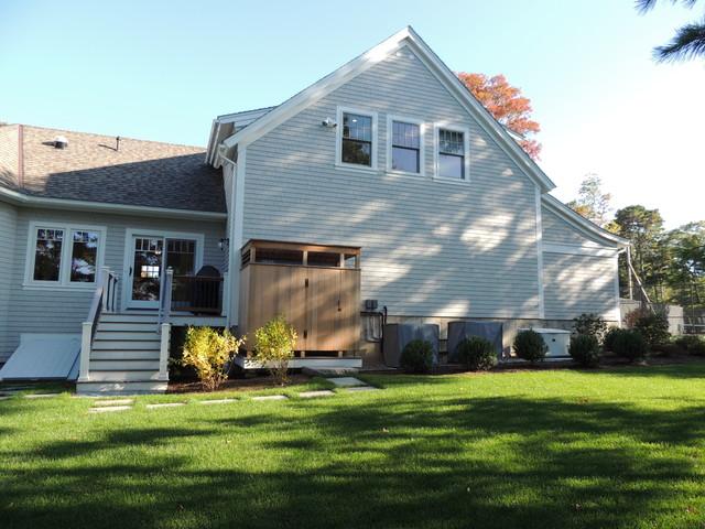 New Shingle Style Home In Centerville Cape Cod Ma