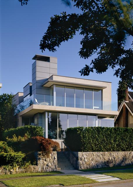 34 Samples Of Modern Houses Most Popular Exterior Design: New Single Family Custom Home