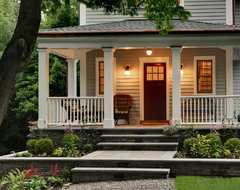 New York Transformation traditional exterior