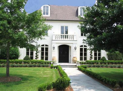newdesignstudios.com - French Modern traditional-exterior