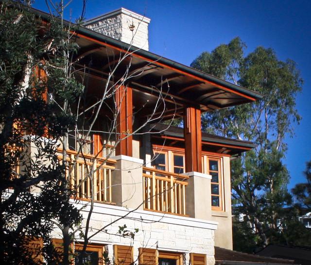Newport Beach Custom Home 03 modern-exterior