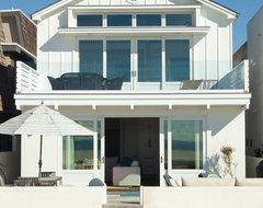 Newport Beach Ocean Front beach-style-exterior