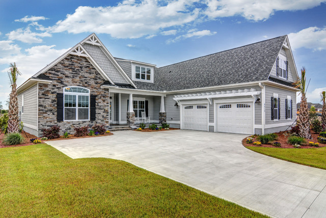 Newport Ii Model By Logan Homes In Compass Pointe