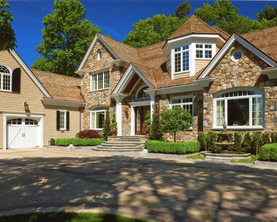Fieldstone home design ideas pictures remodel and decor for Fieldstone houses
