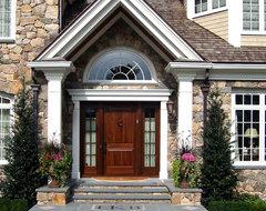newton residence 1 - dplk.05 traditional-exterior