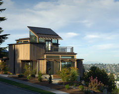 NEXTHouse – Seattle, WA « DAVID VANDERVORT ARCHITECTS modern exterior