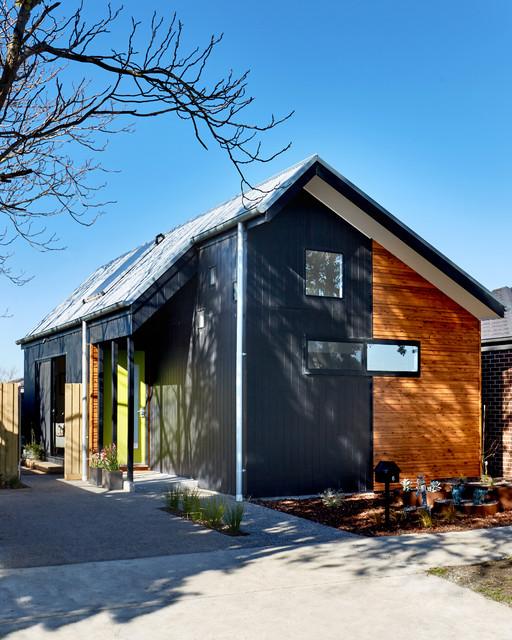 Niche xs geelong contemporary exterior melbourne for Niche siding