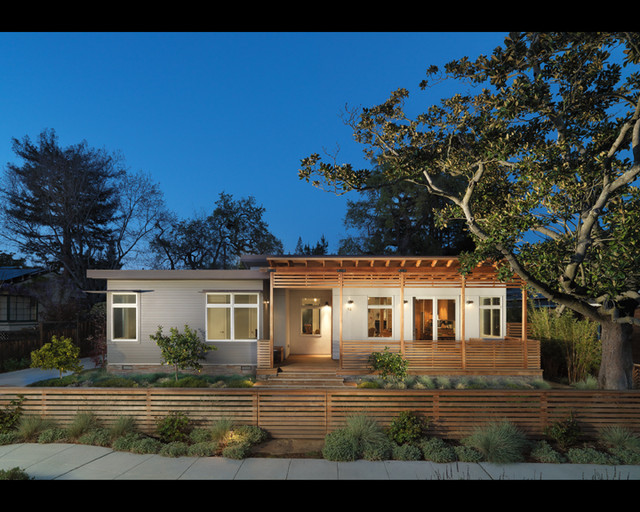 night view Modern Exterior San Francisco by Rossington