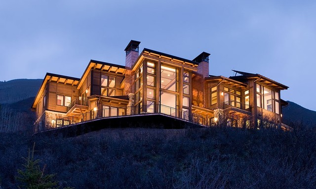 Nighthawk Aspen Colorado Contemporary Exterior