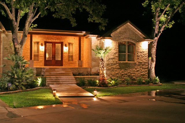 Nightscenes Landscape Lighting Photos