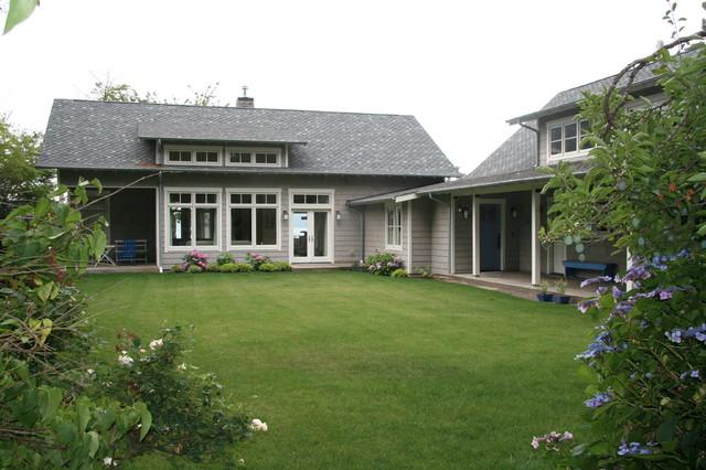 Nilson/Ashida Residence craftsman-exterior