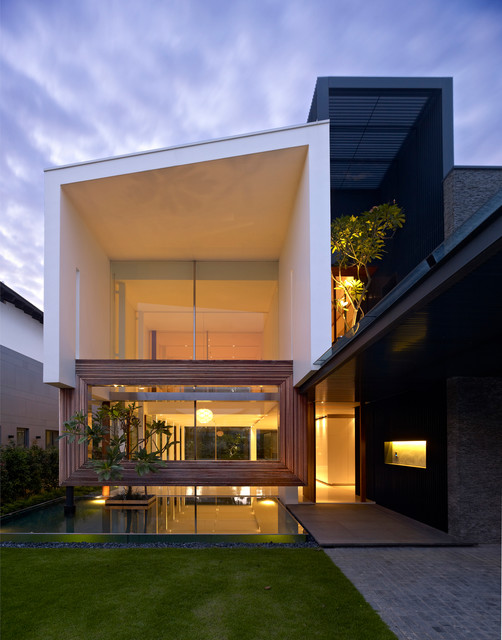 No 82 Robert Greg Shand Architects Contemporary Exterior
