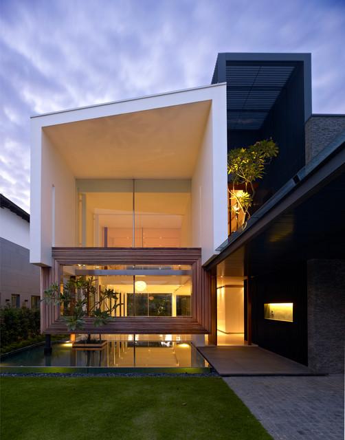 No.82 - Robert Greg Shand Architects contemporary-exterior