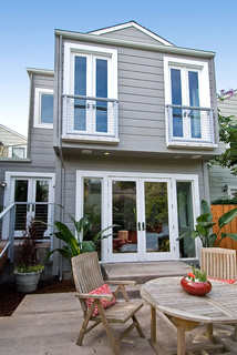 Noe Valley Three contemporary exterior