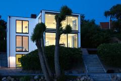 Houzz Tour: Uthuset blev ett arkitektritat hem på 400 kvm