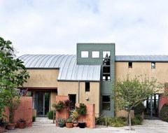 Norfolk House contemporary-exterior