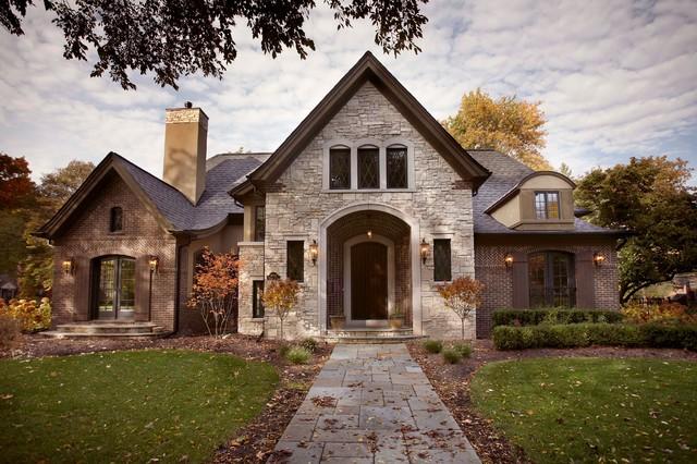 Norman Tudor traditional-exterior