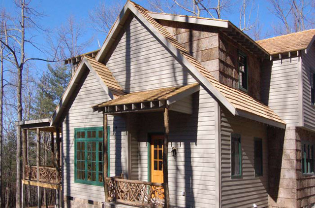 North Carolina Mountains Traditional Exterior Other