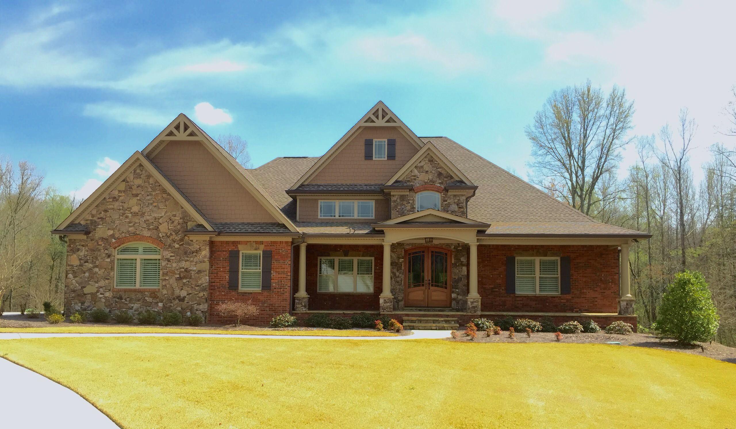 North Gate Manor custom home