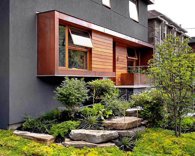 North Kingsway Residence Contemporary Exterior
