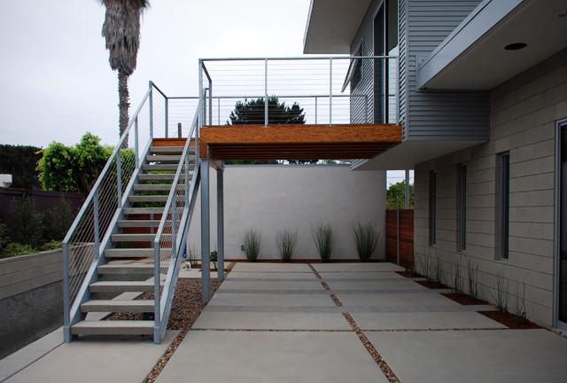 North Rios Residence modern-exterior