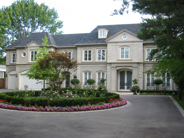 North Toronto House 1 traditional-exterior