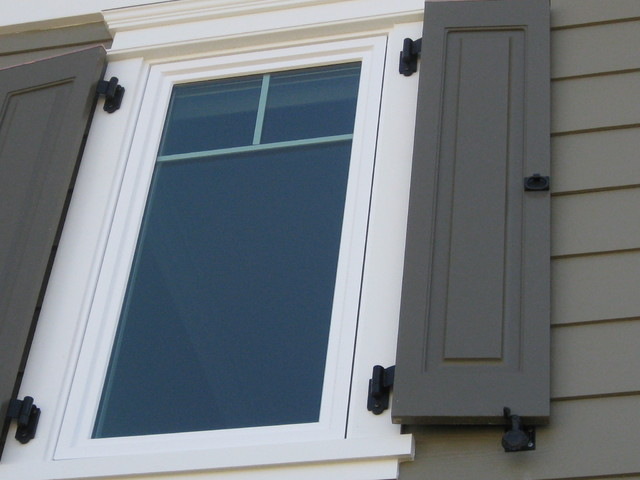 Northern California Exterior Renovation With Shutters