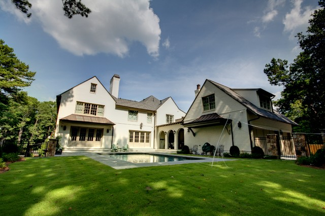 Northway traditional-exterior