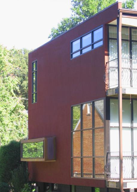Northwest Washington, DC Residence modern-exterior