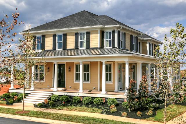 Norton Commons - Bergamot I traditional-exterior