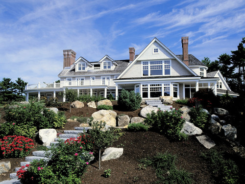 Cape Cod house style home