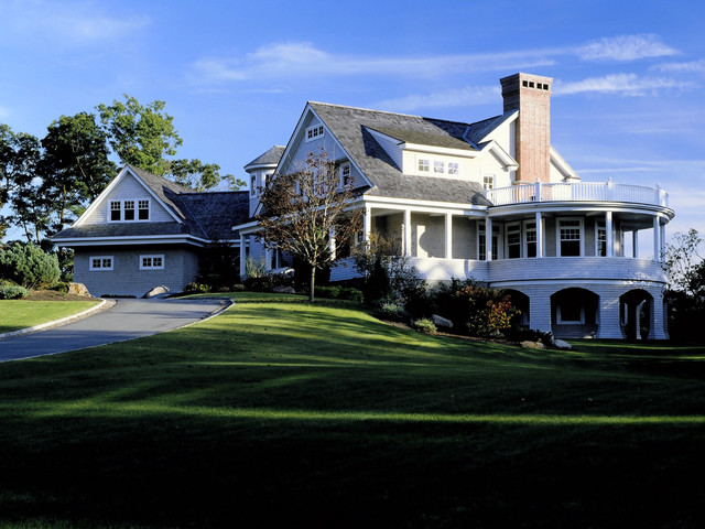 Nortons Point Estate traditional-exterior