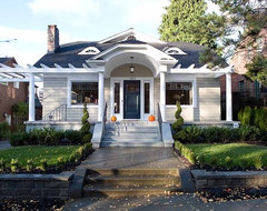 Norwood Residence traditional exterior