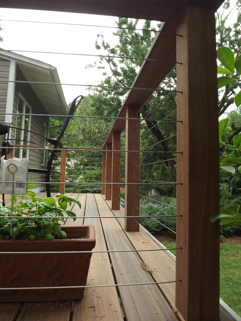 Decks Home Custom Decks Carpentry: NW Washington DC Custom Deck