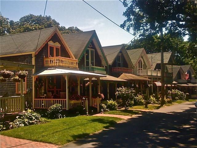 Oak Bluffs eclectic-exterior