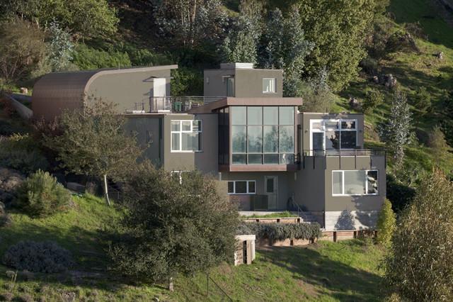 Oakland Hills modern-exterior