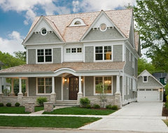 Oakley Home Builders traditional exterior
