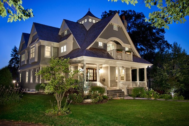 Oakley Home Builders traditional-exterior