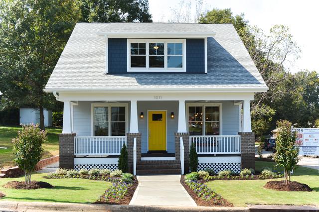 Oberlin Bungalow - Craftsman - Exterior - Raleigh - by Jody Brown ...