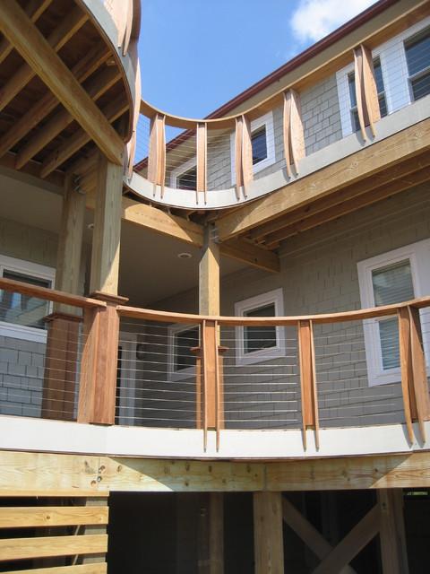 Ocean Deck contemporary-exterior