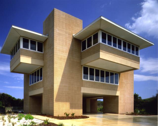 Ocean front home modern exterior jacksonville by for Modern house jacksonville