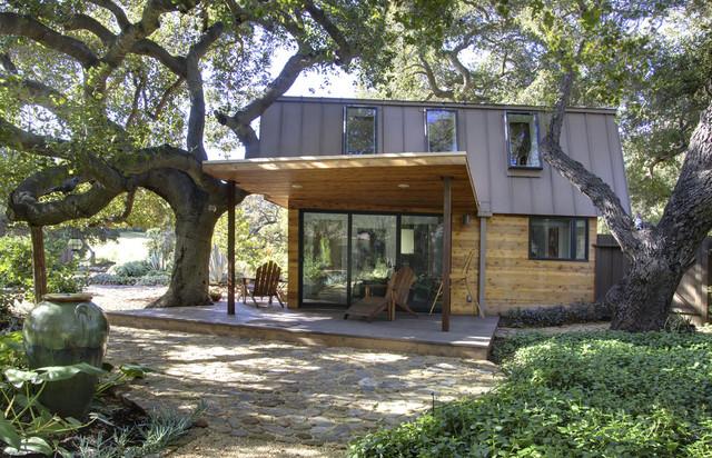 Ojai Studio contemporary-exterior