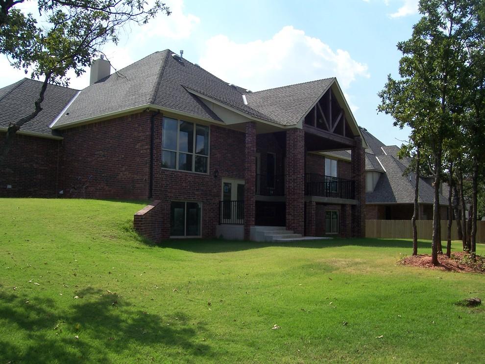 Oklahoma Basements - Traditional - Exterior - Oklahoma ...