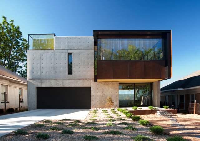 Oklahoma Case Study House Fitzsimmons Architects