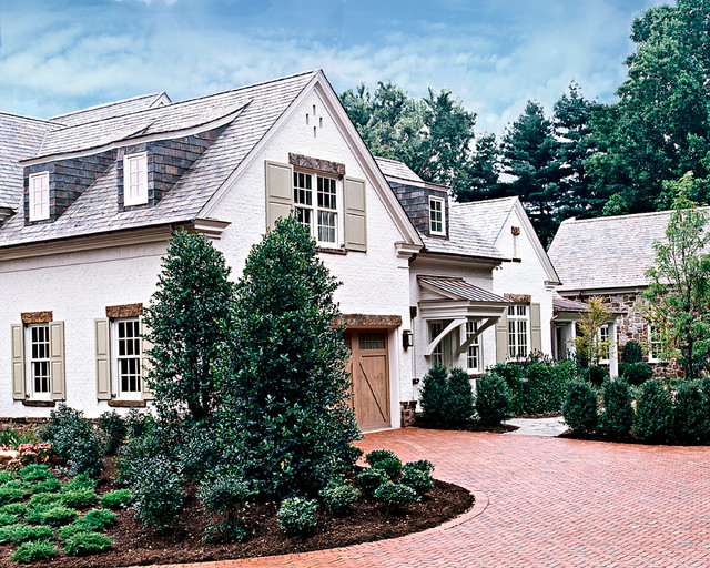 Old Dominion Traditional Exterior Dc Metro By