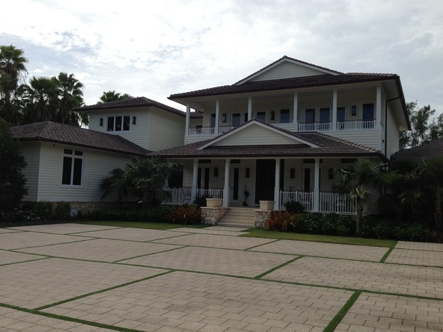 """Old Florida Refined"" by Bell-la traditional-exterior"
