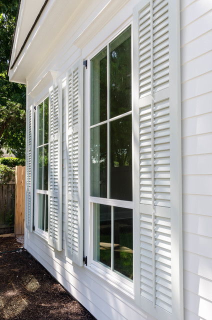 Old Metairie Hotard General Contracting Traditional Exterior New Orleans By Jefferson
