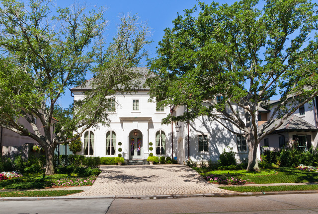 Old metairie resident traditional exterior other for Metairie architects